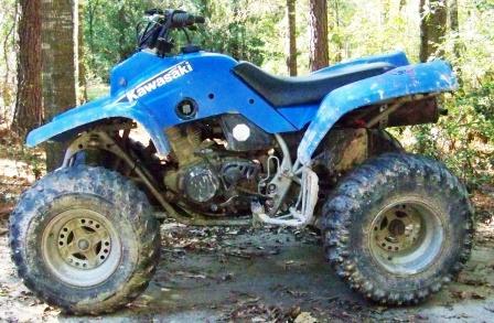 Kawasaki Lakota Tires